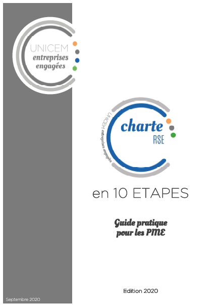 UNICEM entreprises engagées : La charte RSE en 10 etapes clés